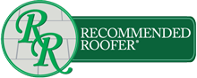Middle Creek Roofing is a Recommended Roofer